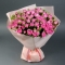 Bouquet of 25 Misty Bubbles Roses  - Photo 1
