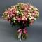 Букет из 55 роз спрей  - Фото 1