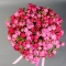 Букет с розами Бабблз стандарт - Фото 4
