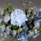 Букет Голубая лагуна - Фото 3