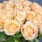 Букет из 35 роз Пич Аваланч - Фото 4
