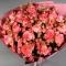 Букет из роз Фуксия - Фото 4