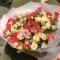 Букет из 21 розы спрей  - Фото 2