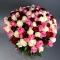 Букет из 101 розы микс - Фото 4