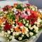 Букет микс из 55 роз спрей - Фото 2