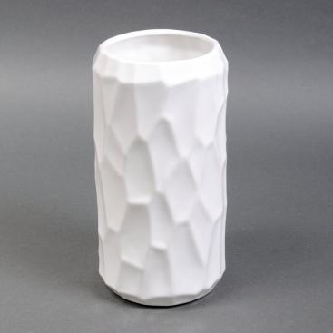 Ваза керамика Яра белая
