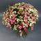 Букет из 55 роз спрей  - Фото 4