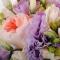 Букет невесты с розой Дэвида Остина - Фото 4