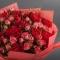 Букет с розой Эль Торо - Фото 3