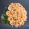 Букет из 35 роз Пич Аваланч - Фото 3