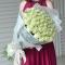 Букет из 51 розы Аваланч Премиум - Фото 2