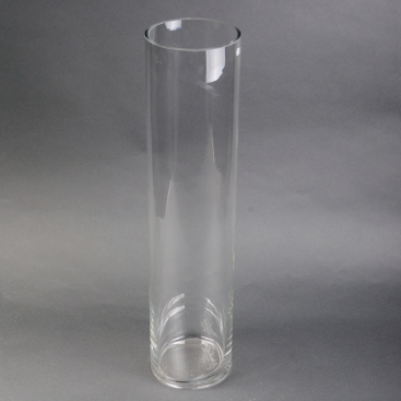 Vase cylinder 68x16cm