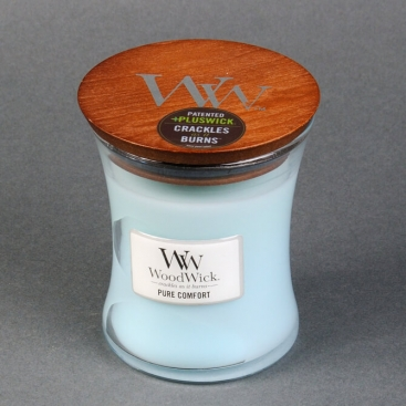 Candle WoodWick Pure Comfort