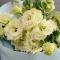 Букет лимонных эустом - Фото 3