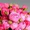 Букет с розами Бабблз стандарт - Фото 6