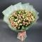 Букет микс из 29 роз спрей - Фото 2