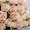 Букет из 25 роз Пинк Мондиаль - Фото 3