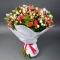 Bouquet mix of 45 roses spray - Photo 2