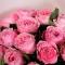 Букет из 25 роз Майрас Пинк - Фото 5