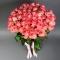 Букет из 51 розы Джумилия - Фото 4