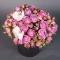 Композиция с розами Мисти Бабблз - Фото 2