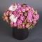 Композиция с розами Мисти Бабблз - Фото 1