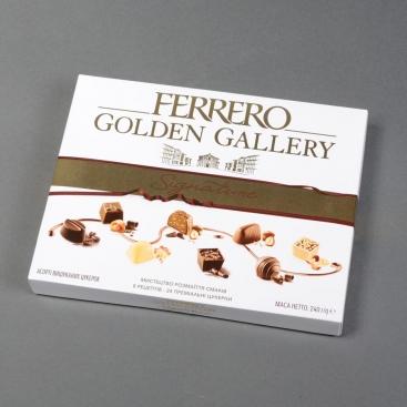 Шоколадный набор Ferrero Golden Gallery