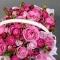 Корзинка роз Бабблз - Фото 6