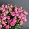 Роза Мисти Бабблз в вазе - Фото 4