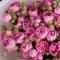 Букет из 15 роз Мисти Бабблз - Фото 4