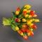 Букет из 25 тюльпанов Весна - Фото 2