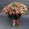 Букет из 55 роз спрей  - Фото 2