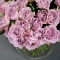 71 роза Мемори Лейн в вазе - Фото 4