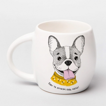 Cup French Bulldog