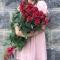 Букет из 25 роз Гран При - Фото 1
