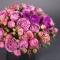 Композиция с розами Мисти Бабблз - Фото 6
