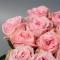 Букет из 15 роз Пинк Охара - Фото 3