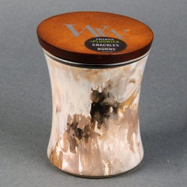 Candle WoodWick Tabac