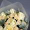 Букет роз Аваланч и Елена спрей - Фото 5