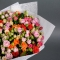 Bouquet mix of 45 roses spray - Photo 8