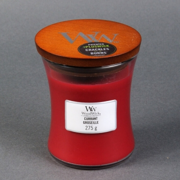 Свеча WoodWick Currant Groseille