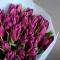 Букет тюльпанов Вайлет - Фото 3