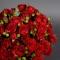 Троянда спрей Юрій в капелюшній коробці - Фото 4
