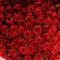 Букет из 101 розы Маричка  - Фото 4