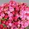 Букет с розами Бабблз стандарт - Фото 5