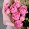 Букет из 11 роз Мисти Бабблз - Фото 3