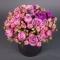 Композиция с розами Мисти Бабблз - Фото 5