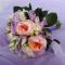 Букет невесты с розой Дэвида Остина - Фото 2