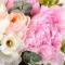 Букет невесты с пионами и фрезиями - Фото 5