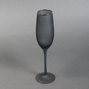 Бокал для шампанского Черная Персия